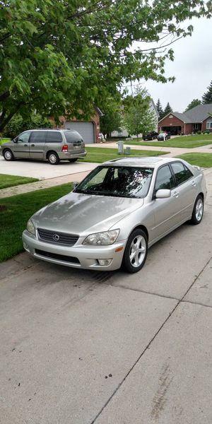2001 Lexus IS300 for Sale in Washington, MI
