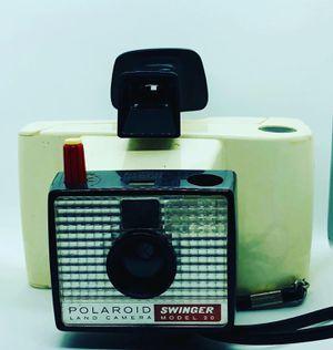 1960 Polaroid Swinger Model 20 Instant Film Land Camera Vintage~Good condition for Sale in Cockeysville, MD