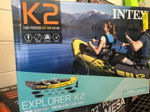 2 person kayak for Sale in Durham, NC