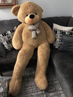 "6 ft 5"" Joyfay teddy bear for Sale in Chicago, IL"