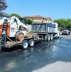 CR Hauling Demolition excavation concrete dirt pool removal specialists for Sale in San Jose, CA