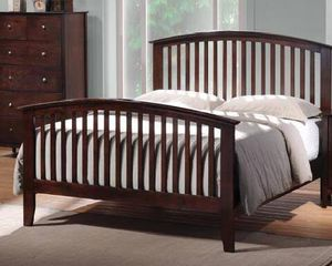 Queen Bed Frame Wood for Sale in Everett, MA