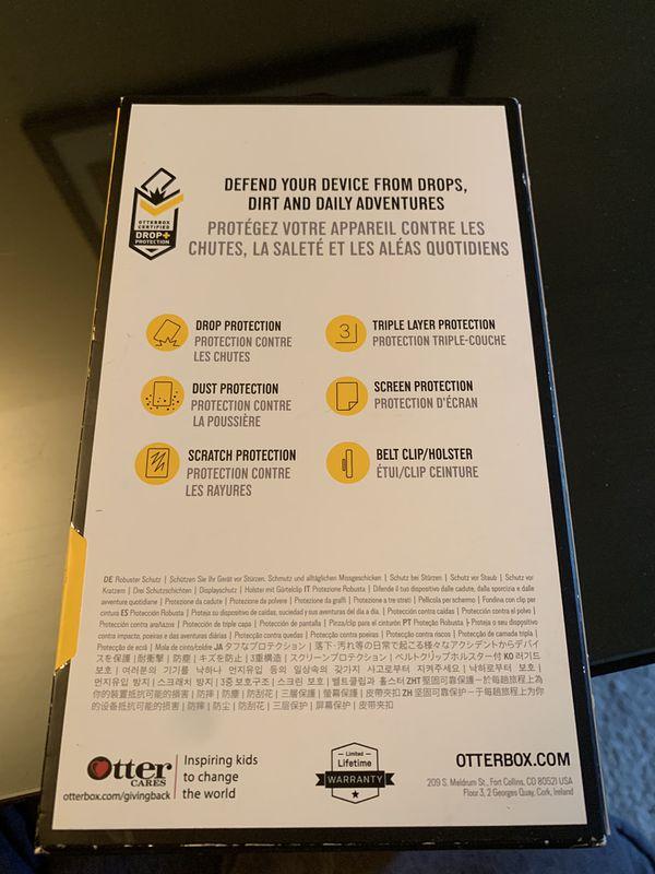 Otterbox Defender Case for Iphone 8 plus/7 plus