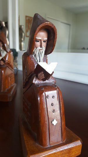 Decorative books holder solid wood for Sale in Harrisonburg, VA