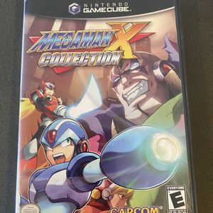 Mega Man X Collection (Nintendo GameCube) for Sale in Falls Church, VA