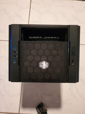 Coolmaster Mini-ITX Case & Power Supply for Sale in Lake Worth, FL