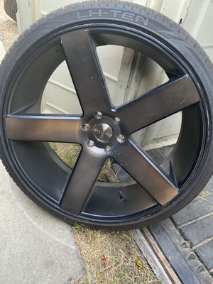 26 inch ballers for Sale in Sacramento, CA