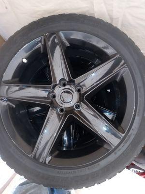 JEEP SRT8 Wheels & Tires for Sale in Lynnwood, WA