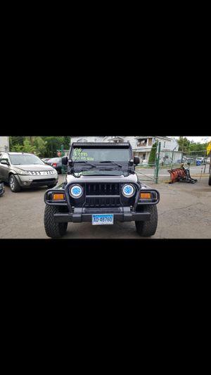 Jeep Wrangler for Sale in Meriden, CT