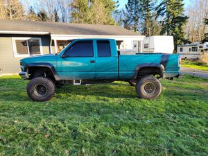 Chevy Silverado with 350 cubic inches its going to need a motor for Sale in Marysville, WA