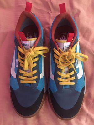 Vans UltraRange EXO Skate Sneakers Shoes Stargazer/Caribbean RARE size 9.5 Men's for Sale in National City, CA