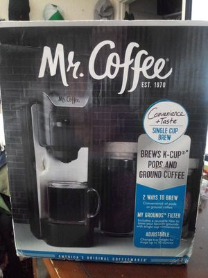 Mr. Coffee single cup brew for Sale in West Valley City, UT