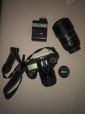 Nikon D7100 dslr + lenses BO for Sale in Santa Clara, CA