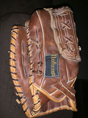 Baseball glove all leather for Sale in Holiday, FL