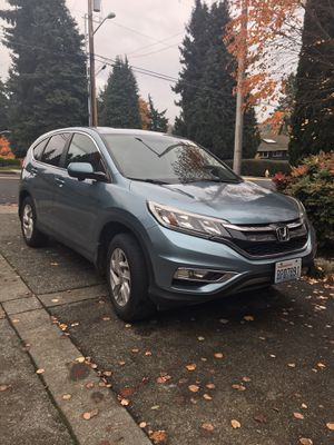 HONDA... CRV .... 2015 ....45k for Sale in Seattle, WA