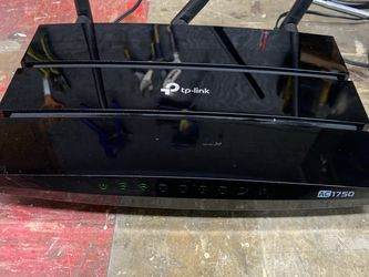 Tp-Link Archer C7 AC1750 Wireless Gigabit Router for Sale in Staten Island,  NY