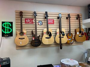 Guitars starting at $75 for Sale in Portsmouth, VA
