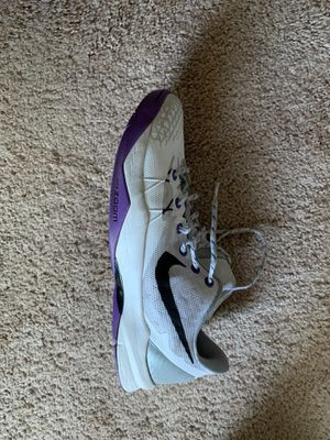 Kobe shoes size 11.5 for Sale in Mountain View, CA