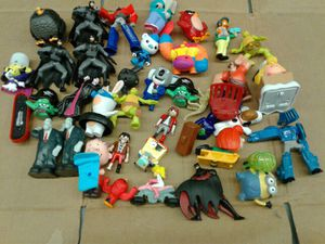 Animation Cartoon Characters Toys Bulk Lot for Sale in Miami, FL