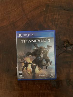 (PS4) Titanfall 2 (20$) for Sale in San Antonio, TX