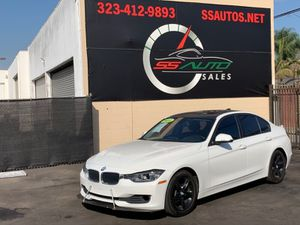 2014 BMW 3 Series for Sale in Downey, CA