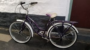 "Schwinn Lakeshore Cruiser 26"" purple bike for Sale in New York, NY"