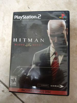 PS2 / Hitman / blood money - games for Sale in Naples, FL