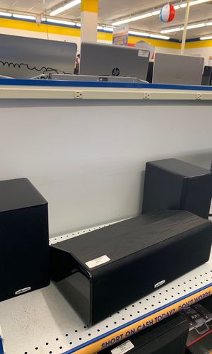 Polk audio center channel speake for Sale in Orlando, FL