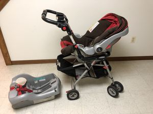 Graco All in one Car Seat and stroller. Up to 32lbs. for Sale in New York, NY