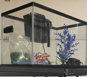 FISH TANK, 10 GALLONS for Sale in Laguna Beach, CA