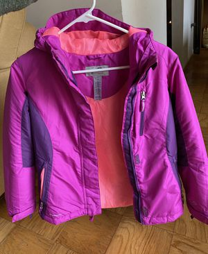 Girls Jacket - medium size 7-8 used for Sale in Gaithersburg, MD