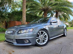 Like New 2012 Audi S4 Supercharged AWD Quattro Premium Plus Sport Suspension Clean Title for Sale in Pembroke Pines, FL