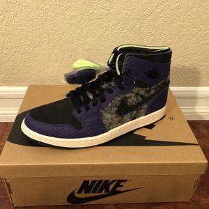Nike Air Jordan 1 Zoom Air CMFT Bayou Boys - Men's Size 10.5 for Sale in La Mirada, CA