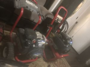 Honda pressure washers for Sale in Fairview, OR
