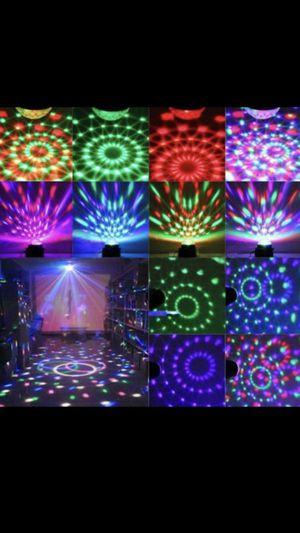 Dj light $25each/ Luces $25 cada una for Sale in Compton, CA