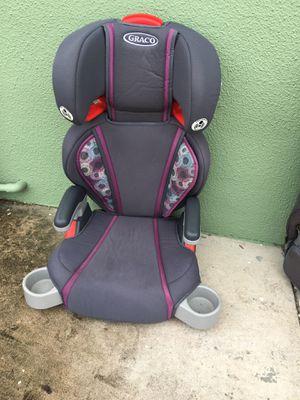 Grace high back booster car seat for Sale in Seminole, FL