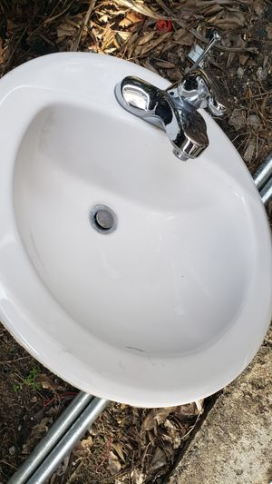 Bathroom sink for Sale in Durham, NC