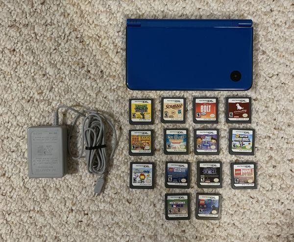 DSi XL & Games