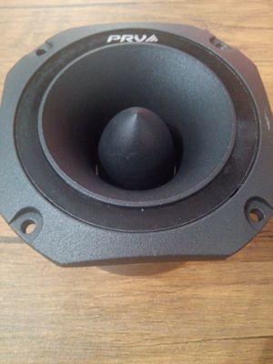 PRV Audio TW700Ti Titanium Bullet Pro Car Super Tweeter 8 Ohms 480W for Sale in Ocala, FL
