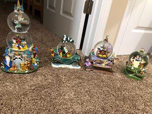 Disney Snowglobes for Sale in Morrisville, NC