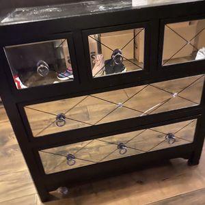 Small Mirrored Dresser for Sale in Seattle, WA