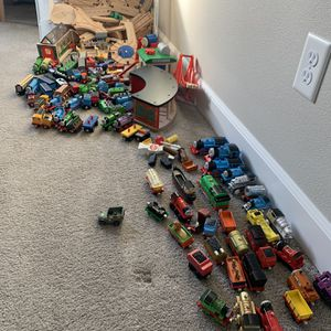HUGE Thomas Train Collection for Sale in La Center, WA