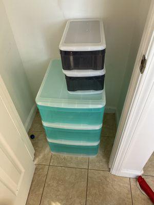 5 Storage bins for Sale in San Francisco, CA