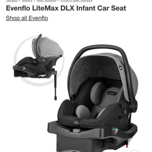 Evenflo Baby Carseat for Sale in Sterling, VA