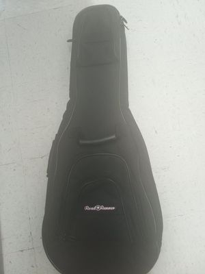 Really cool guitar bag $40 o.b.o for Sale in Houston, TX