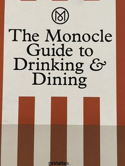 The Monocle Guide To Drinking & Eating for Sale in Portland,  OR