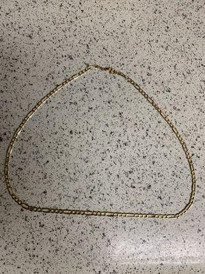 gold chain 14 k for Sale in Phoenix, AZ