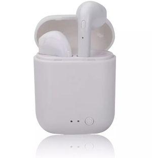 Wireless Bluetooth Earphones Headset Headphones Earphones Earpods Earbuds Noise Cancelling Bass for Sale in Fresno, CA