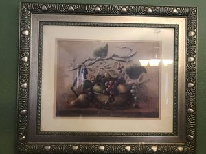Kitchen picture frame for Sale in Durham, NC