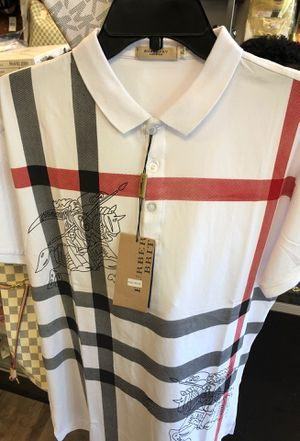 Burberry shirt for Sale in Seaford, DE